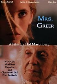 MRS. GREER DVD Cover 1-sheet