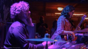 Jerry's Middle Finger, Pappy & Harriet's, Pioneer Town, CA., November 16, 2018