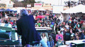 Circles Around The Sun, Skull & Roses Festival 2, April 7, 2018, Ventura, CA.