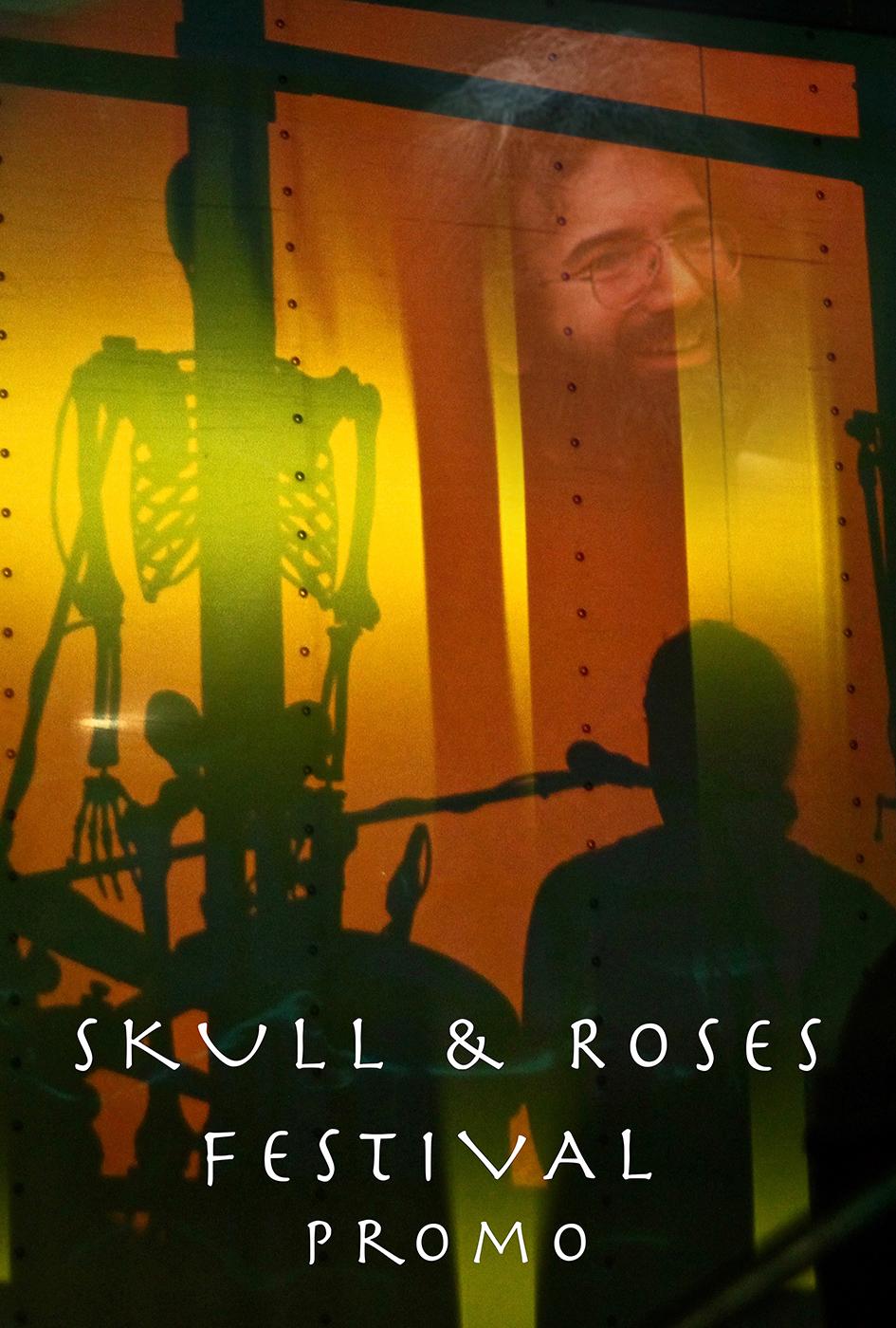 SKULL & ROSES FESTIVAL Promo