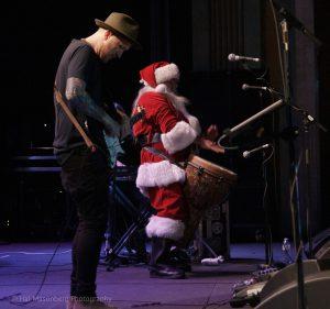 CUBENSIS, A Merry Jerry Christmas, Fox Theater, Pomona, CA. December 16, 2018