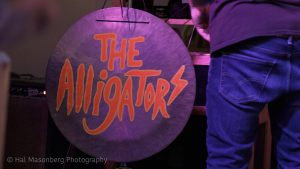 Alligators, Golden Sails Hotel, PCH Club, Long Beach, CA. February 2, 2019