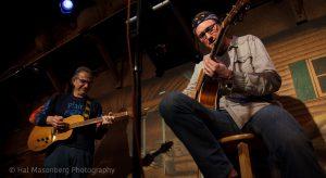 David Gans & Nate LaPointe, Coffee Gallery Backstage, Altadena, CA. January 9, 2019