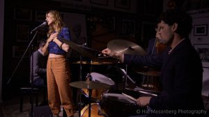 Josh Nelson Trio w/ special guest Kathleen Grace, Los Angeles, CA. Mr. Musichead Gallery, February 6, 2019